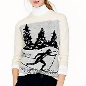 J. Crew Skier Sweater Size M